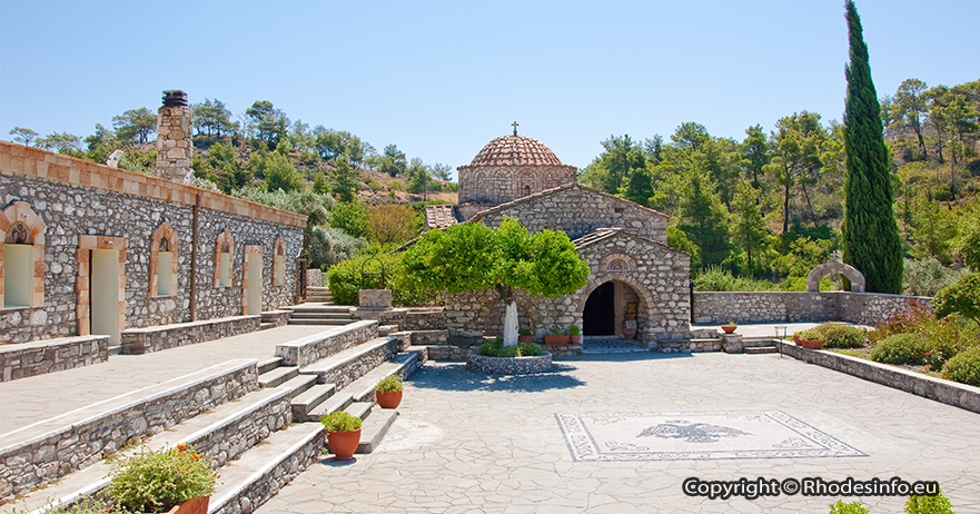 Monastery of Tharri (Archangel Michael)
